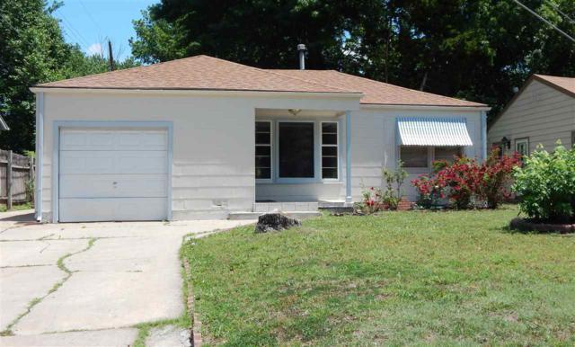 2614 S Cheyenne Blvd, Wichita, KS 67216 (MLS #559251) :: Select Homes - Team Real Estate