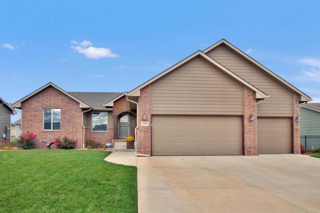 1424 E Alise, Derby, KS 67037 (MLS #559290) :: Select Homes - Team Real Estate