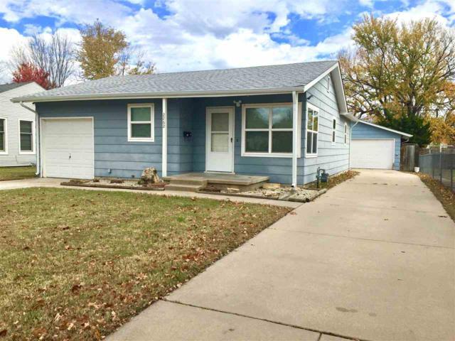 2262 S Greenwood St, Wichita, KS 67211 (MLS #559291) :: On The Move
