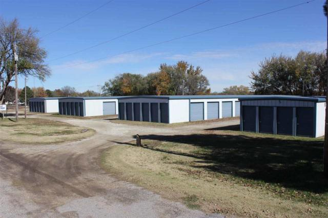 210 N Main St, Rose Hill, KS 67133 (MLS #559304) :: On The Move