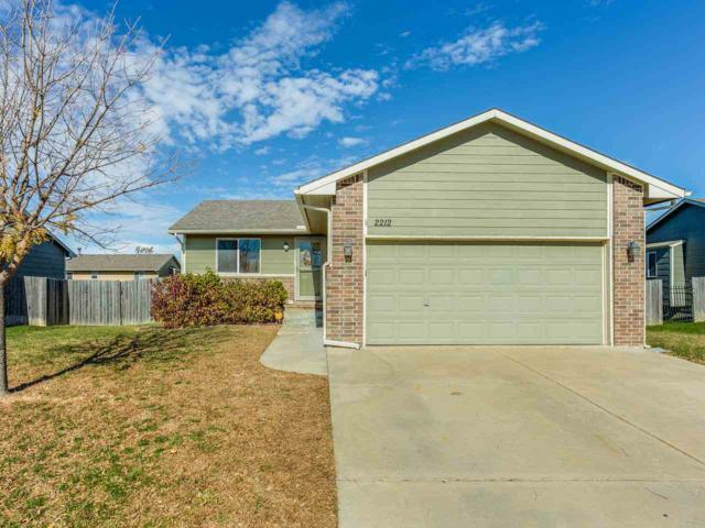 2212 E Spring Hill Dr, Goddard, KS 67052 (MLS #559317) :: Select Homes - Team Real Estate