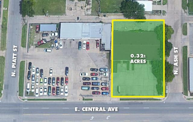 2020 E Central Ave. & Additional Lo, Wichita, KS 67214 (MLS #559350) :: On The Move