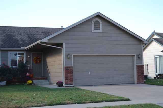 8923 W Meadow Park, Wichita, KS 67205 (MLS #559381) :: On The Move
