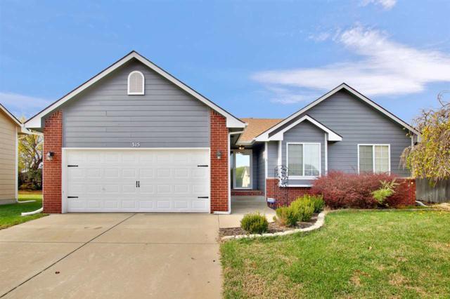 315 N Dowell St, Wichita, KS 67206 (MLS #559385) :: On The Move