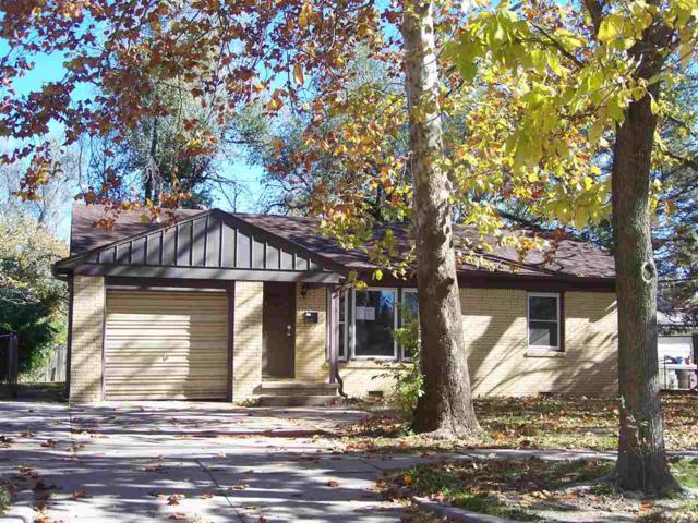 2274 S Hiram St, Wichita, KS 67213 (MLS #559392) :: Select Homes - Team Real Estate