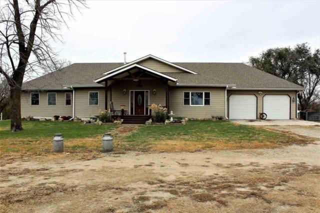 14889 NW 20th St, Benton, KS 67017 (MLS #559399) :: Select Homes - Team Real Estate