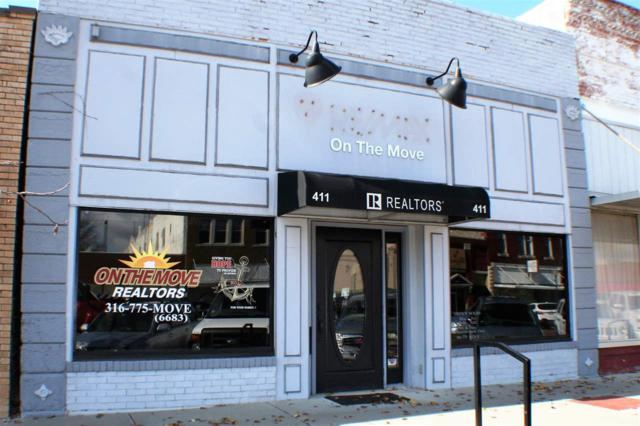 411 State St, Augusta, KS 67010 (MLS #559400) :: On The Move