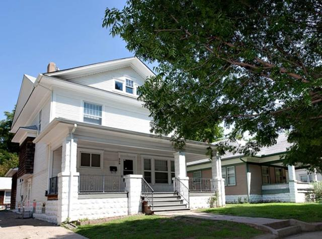 338 N Holyoke 338 1/2 N Holyo, Wichita, KS 67208 (MLS #559424) :: Wichita Real Estate Connection