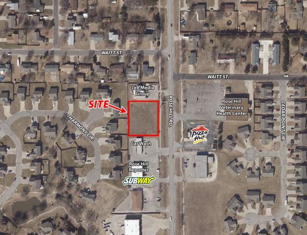 SW of Rose Hill Rd And E Waitt St, Rose Hill, KS 67133 (MLS #559433) :: On The Move