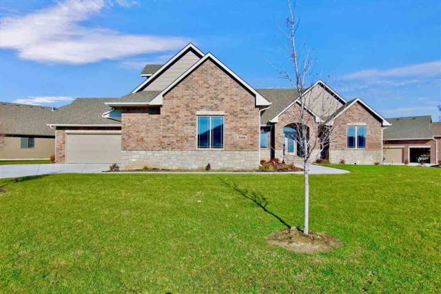 2566 N Paradise St, Wichita, KS 67205 (MLS #559441) :: On The Move