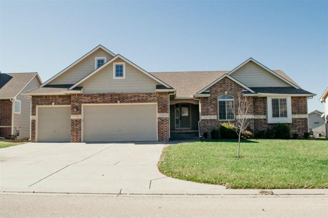 539 N Stonetree Place, Andover, KS 67002 (MLS #559443) :: Select Homes - Team Real Estate