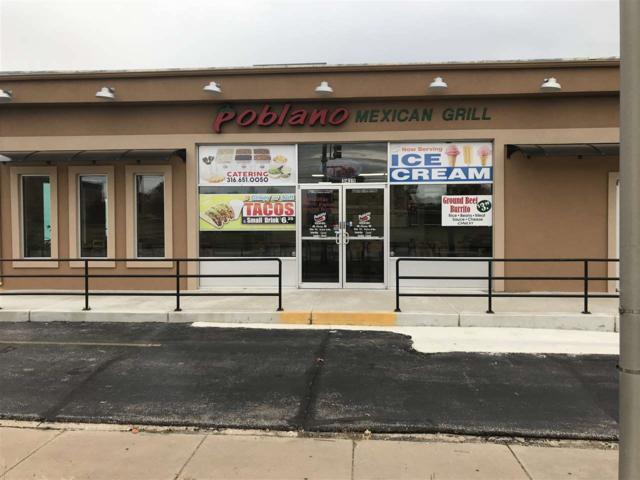 3415 E Harry St, Wichita, KS 67218 (MLS #559473) :: On The Move