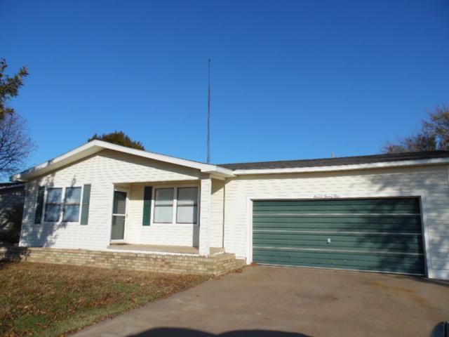 1121 N Jennings Ave, Anthony, KS 67003 (MLS #559495) :: On The Move