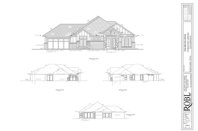 3844 N Brush Creek, Maize, KS 67101 (MLS #559498) :: Wichita Real Estate Connection