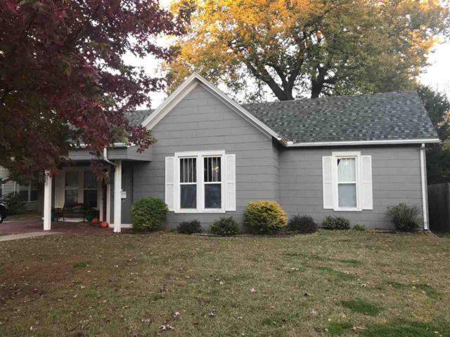 306 S Washington, El Dorado, KS 67042 (MLS #559503) :: Wichita Real Estate Connection