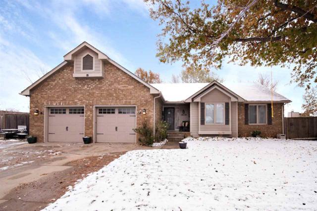 10118 W Westport Ct, Wichita, KS 67212 (MLS #559505) :: Select Homes - Team Real Estate