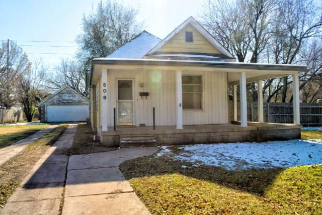 509 E 11th, Newton, KS 67114 (MLS #559511) :: Select Homes - Team Real Estate