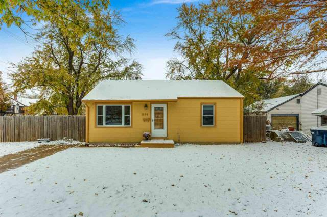 1538 W Montana St, Wichita, KS 67203 (MLS #559513) :: Select Homes - Team Real Estate