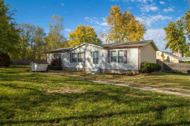 1010 S F St, Wellington, KS 67152 (MLS #559523) :: On The Move
