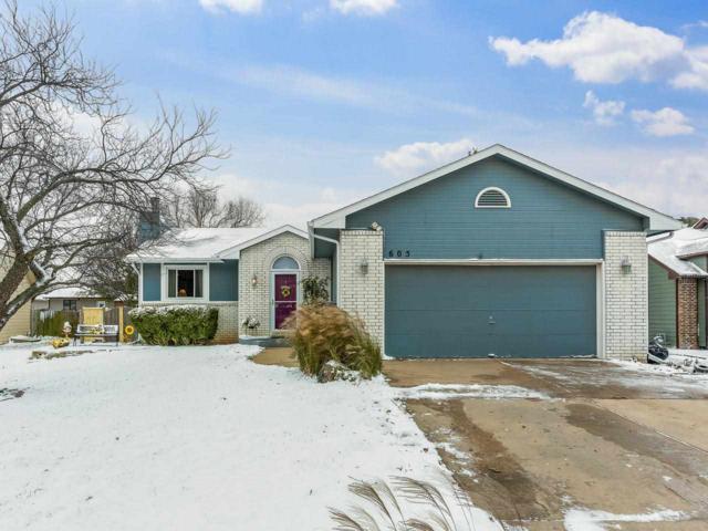 605 S Spruce, Goddard, KS 67052 (MLS #559538) :: Wichita Real Estate Connection