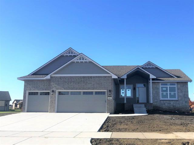2633 N Fieldstone St, Andover, KS 67002 (MLS #559607) :: On The Move