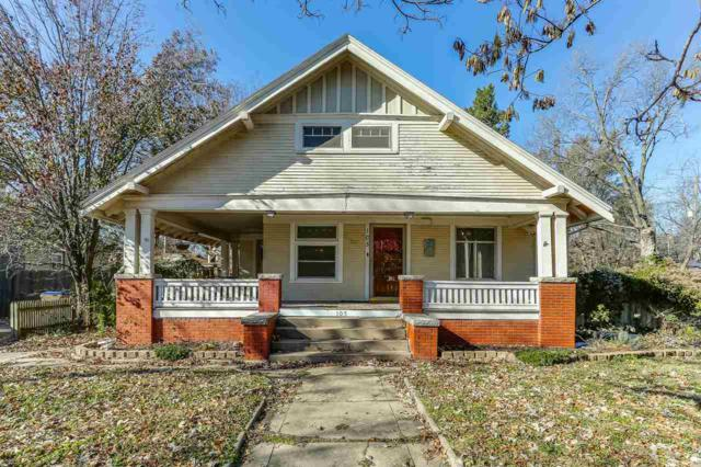 105 N Commercial Ave, Sedgwick, KS 67135 (MLS #559648) :: On The Move