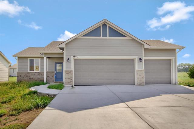 5840 N Forestor Dr., Park City, KS 67147 (MLS #559657) :: On The Move