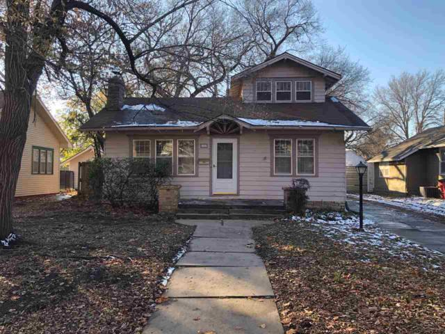 1319 N Woodrow Ave, Wichita, KS 67203 (MLS #559659) :: Wichita Real Estate Connection
