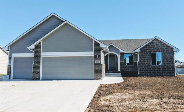 1002 N Saint Andrew Ave, Goddard, KS 67052 (MLS #559661) :: Wichita Real Estate Connection