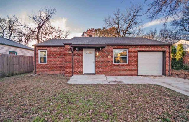2033 N Woodland, Wichita, KS 67203 (MLS #559702) :: Wichita Real Estate Connection