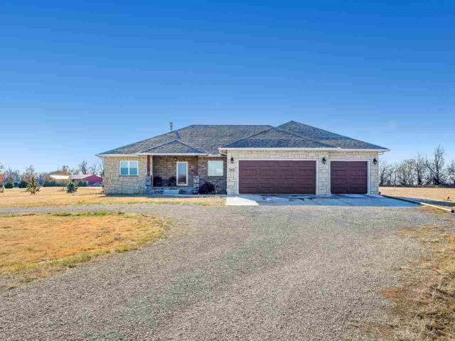 2601 S Brookmeadow Dr., Garden Plain, KS 67050 (MLS #559727) :: Graham Realtors