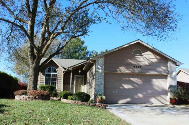 6523 N Tarrytown St, Park City, KS 67219 (MLS #559740) :: Select Homes - Team Real Estate