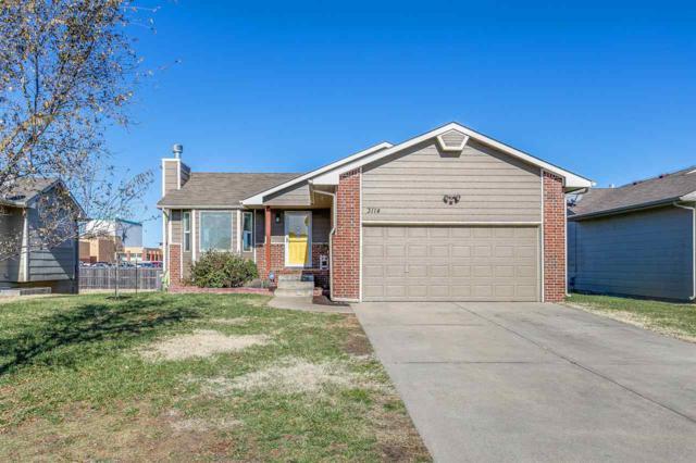 3114 E Kite Cir, Wichita, KS 67219 (MLS #559803) :: On The Move