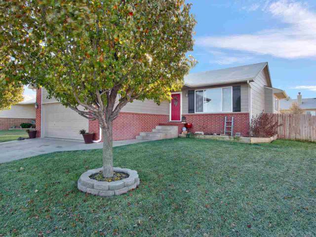 2117 E Spring Hill Dr, Goddard, KS 67052 (MLS #559807) :: Wichita Real Estate Connection