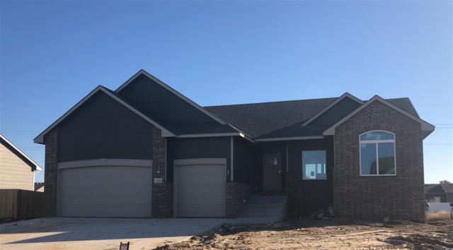 1526 N Blackstone St, Wichita, KS 67235 (MLS #559869) :: On The Move