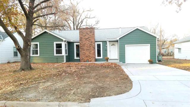 1518 W Julianne St, Wichita, KS 67203 (MLS #559876) :: Wichita Real Estate Connection