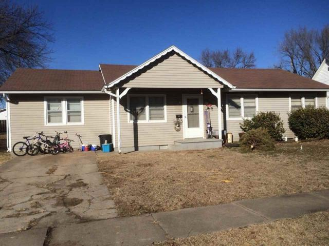 305 W Washington, Yates Center, KS 66783 (MLS #559914) :: On The Move