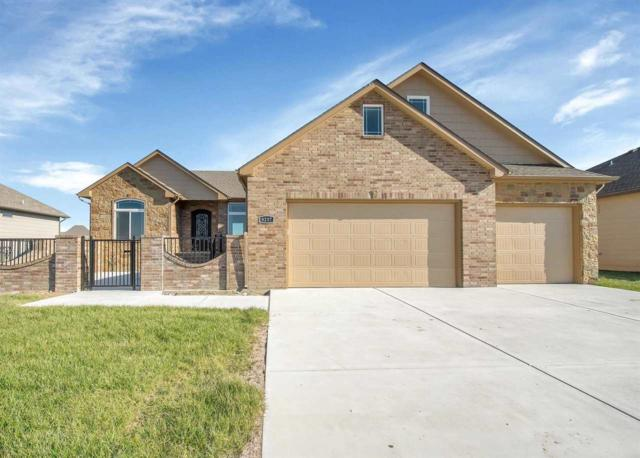 8237 E Saw Mill Ct, Wichita, KS 67226 (MLS #559972) :: On The Move