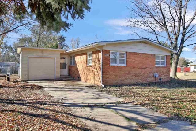 6049 N East Park View, Park City, KS 67219 (MLS #559986) :: Select Homes - Team Real Estate