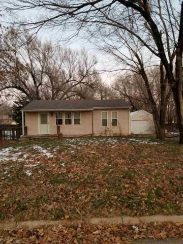 1106 S High St, El Dorado, KS 67042 (MLS #559997) :: On The Move