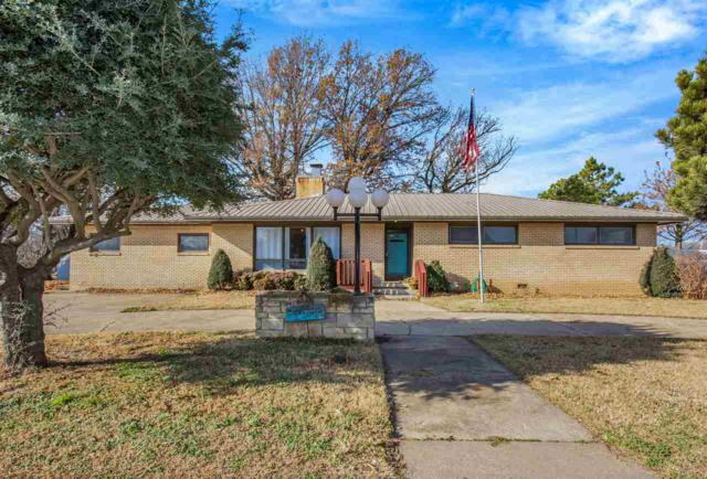 221 N Main St, South Haven, KS 67140 (MLS #559999) :: On The Move