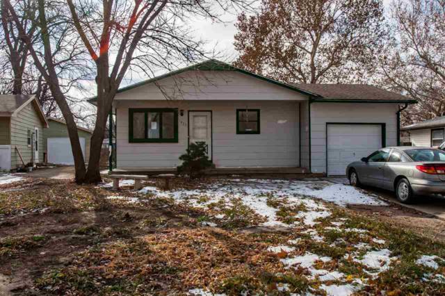 1423 E Ashford St., Park City, KS 67219 (MLS #560010) :: Select Homes - Team Real Estate