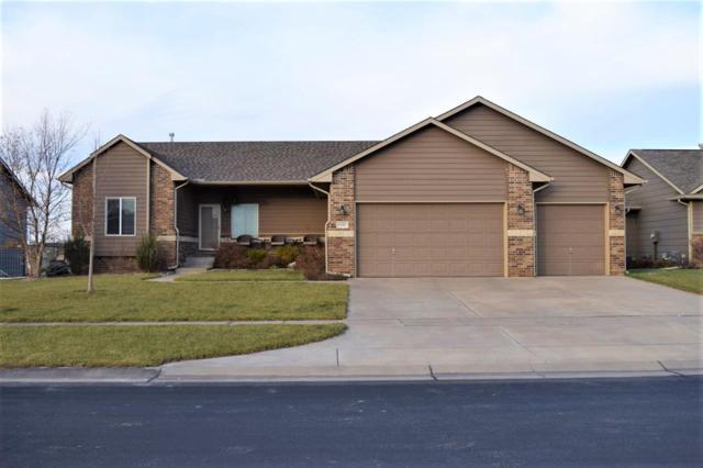 1105 N Oak Ridge Ave., Goddard, KS 67052 (MLS #560029) :: Wichita Real Estate Connection