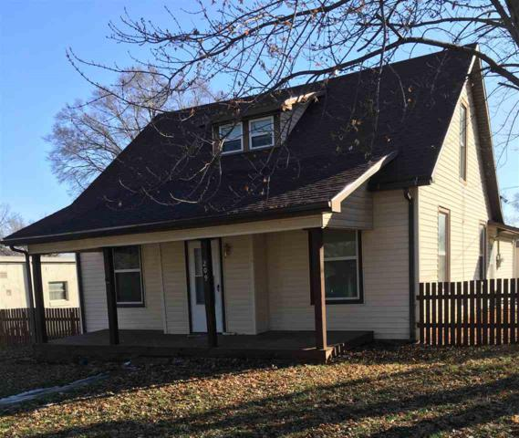 209 W Carr, El Dorado, KS 67042 (MLS #560044) :: On The Move