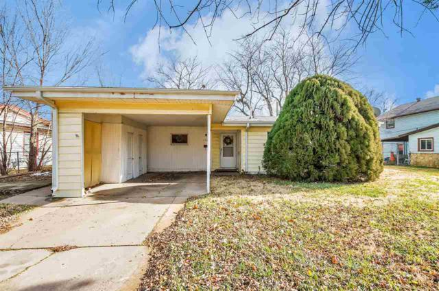 3350 S Euclid Ave, Wichita, KS 67217 (MLS #560049) :: On The Move