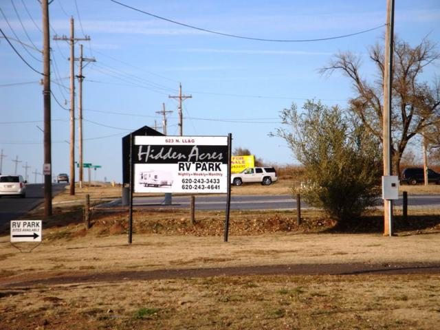 623 N Ll&G Ave, Anthony, KS 67003 (MLS #560067) :: On The Move