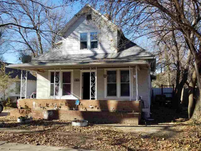 1717 S Main, Wichita, KS 67213 (MLS #560072) :: On The Move