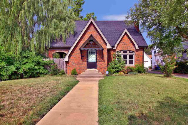 401 N Dellrose Ave, Wichita, KS 67208 (MLS #560120) :: Wichita Real Estate Connection