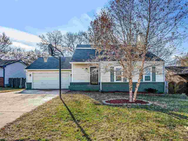 105 W Rockwood Blvd, Mulvane, KS 67110 (MLS #560124) :: On The Move