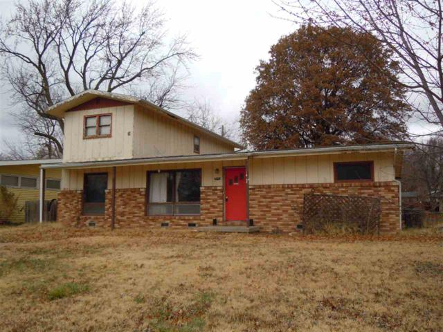 424 E Lincoln St, Derby, KS 67037 (MLS #560144) :: On The Move